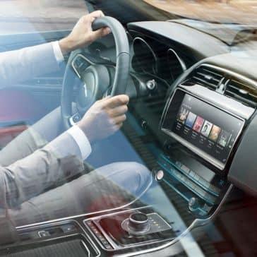 2019 Jaguar XE Interior Driver