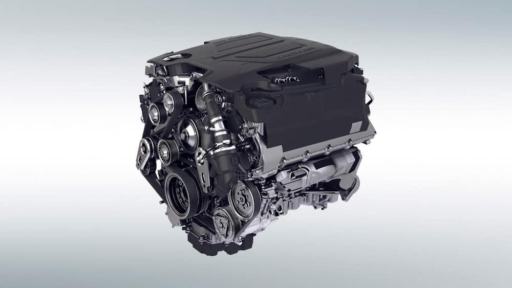 2019 jaguar f-pace engine