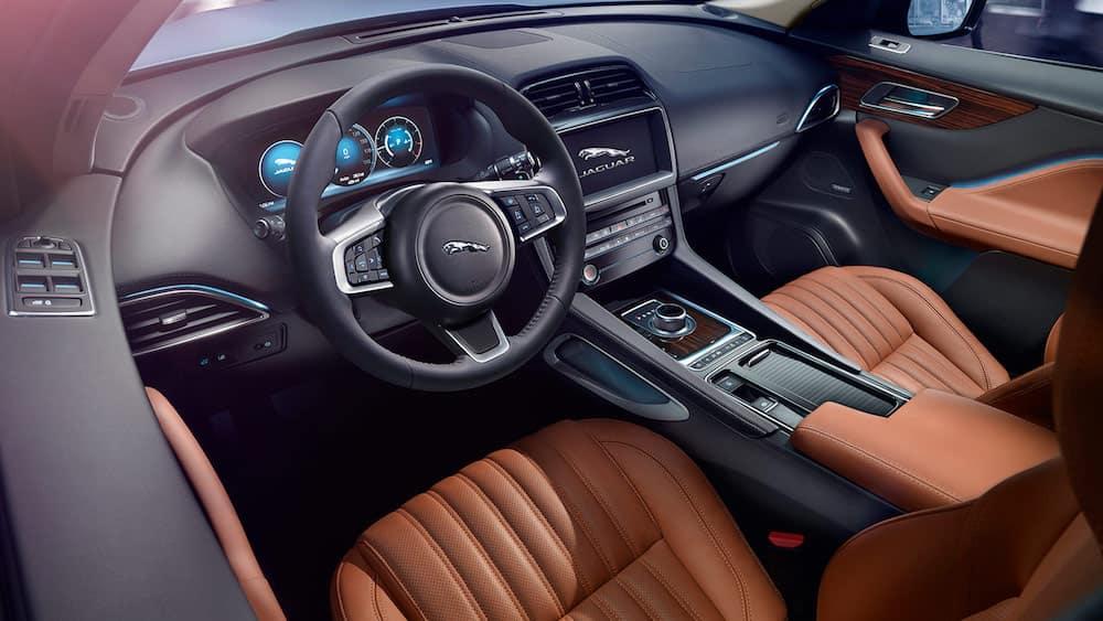 2019 jaguar f-pace tech
