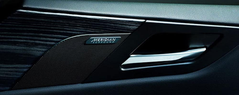 meridian sound side panel