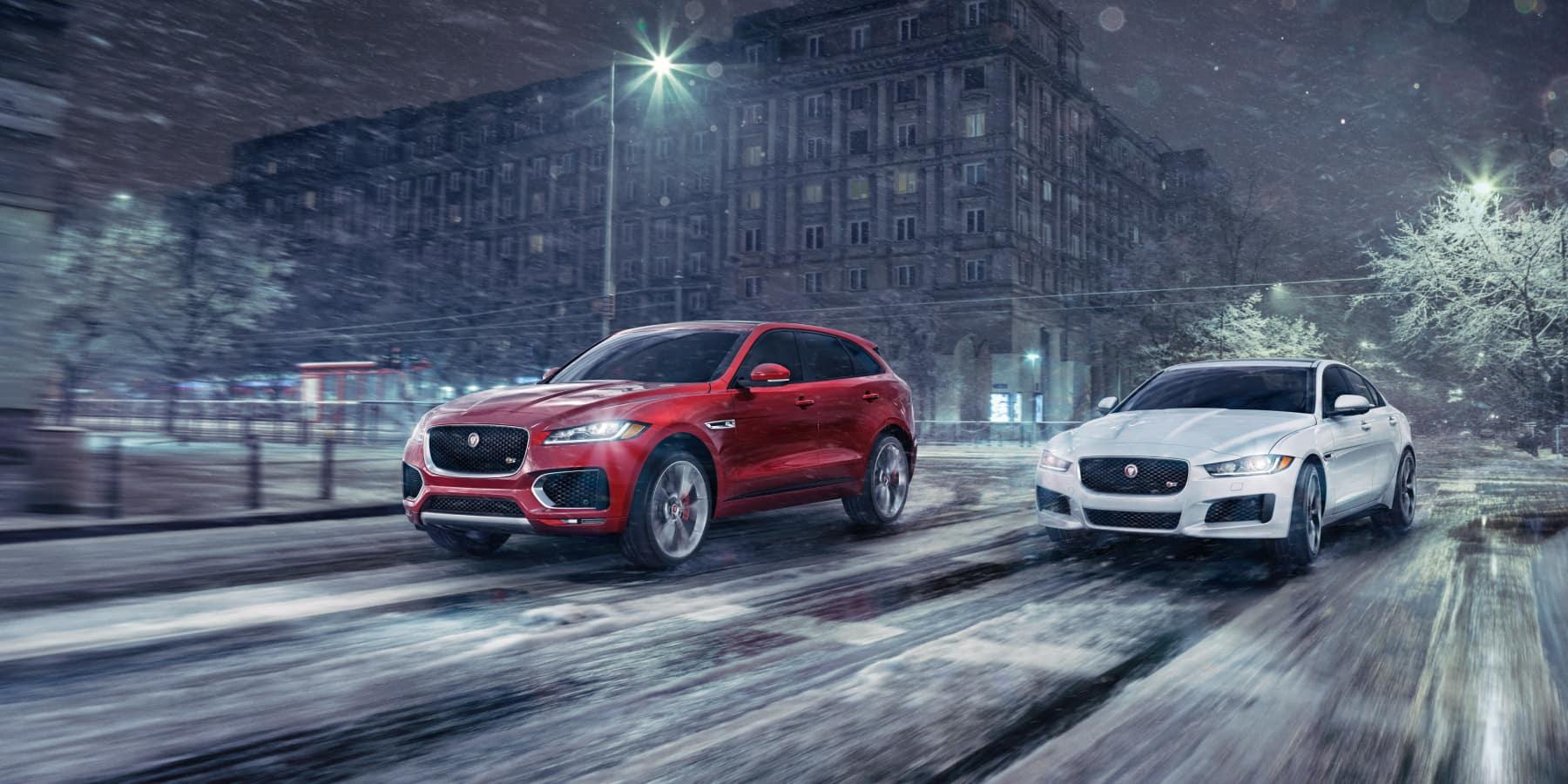 Autobahn Jaguar | XE and F-PACE
