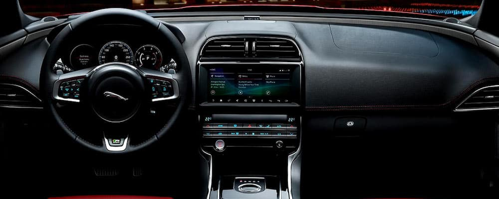 2019 xe front interior view