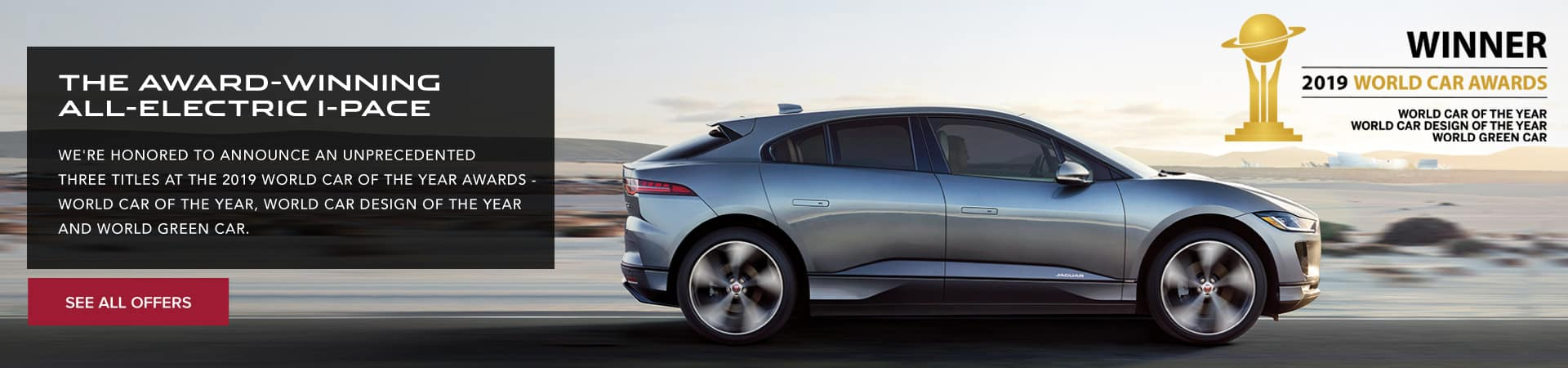 Autobahn Jaguar | All New I-PACE Now In Stock!