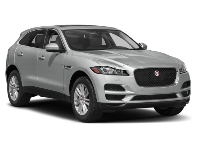 2019 f-pace side view