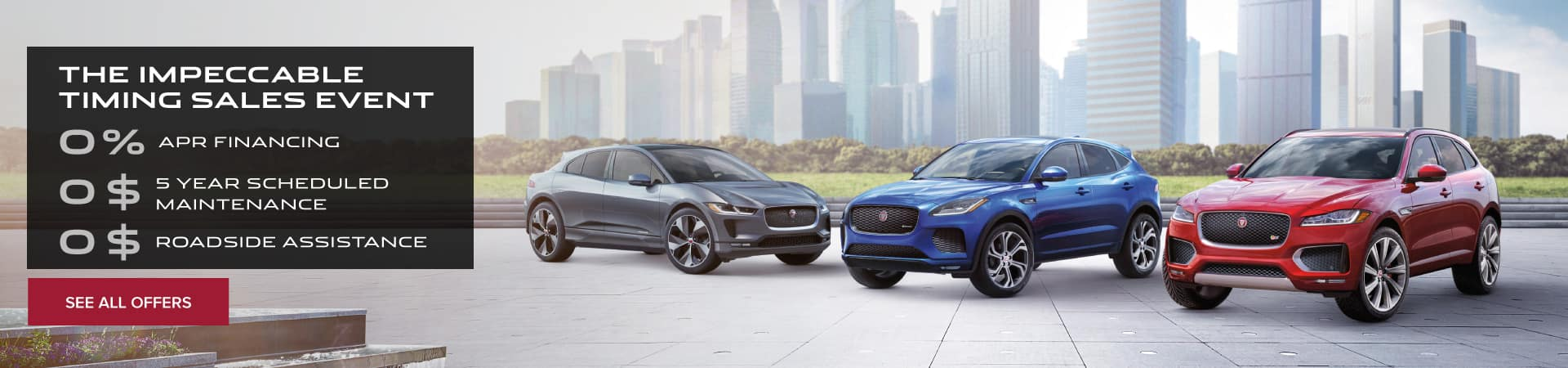 Autobahn Jaguar Fort Worth | Impeccable Timing Sales Event