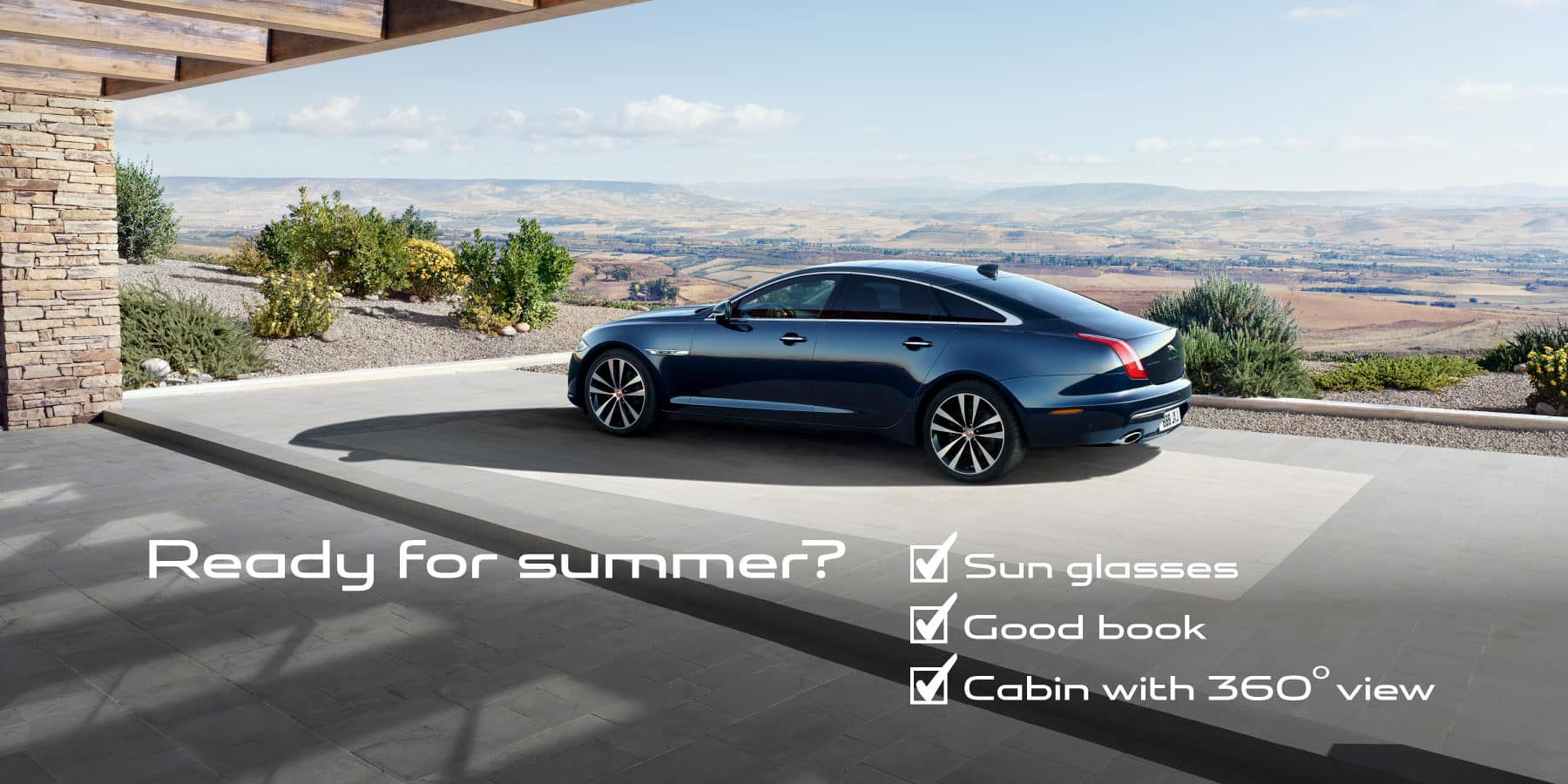 Autobahn Jaguar Fort Worth | Ready for Summer?