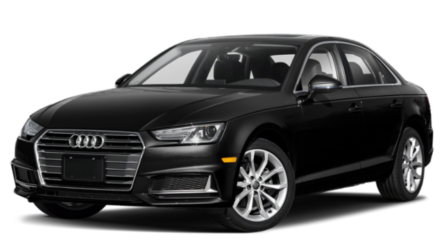 2019 Audi A4 Black