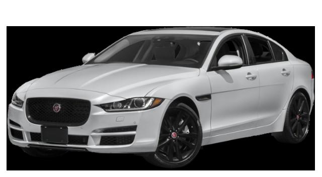 2019 Jaguar XE White