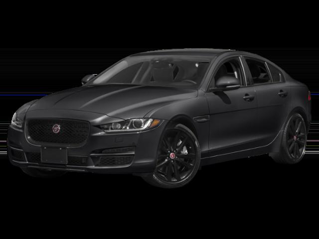 Black 2019 Jaguar XE