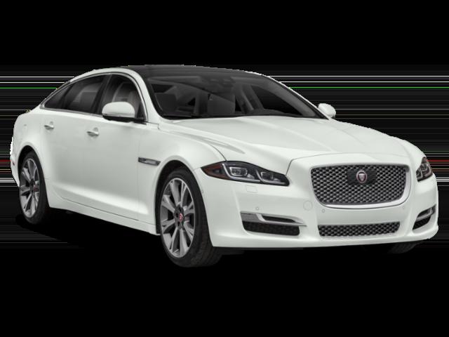 White 2019 Jaguar XJ