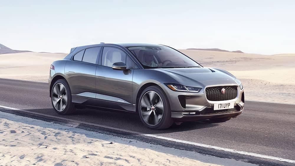 2020 Jaguar I-PACE Driving