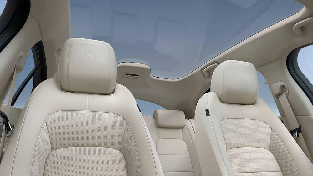 2020 Jaguar I-PACE Sunroof