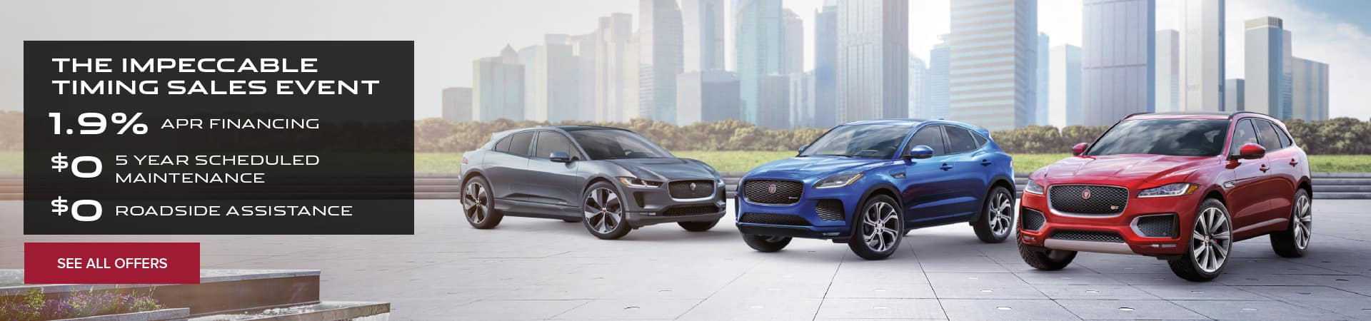 Autobahn Jaguar Fort Worth | The Impeccable Timing Sales Event
