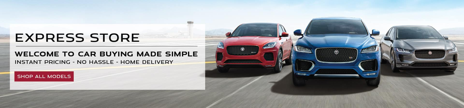 Autobahn Jaguar Fort Worth | Shop from Home