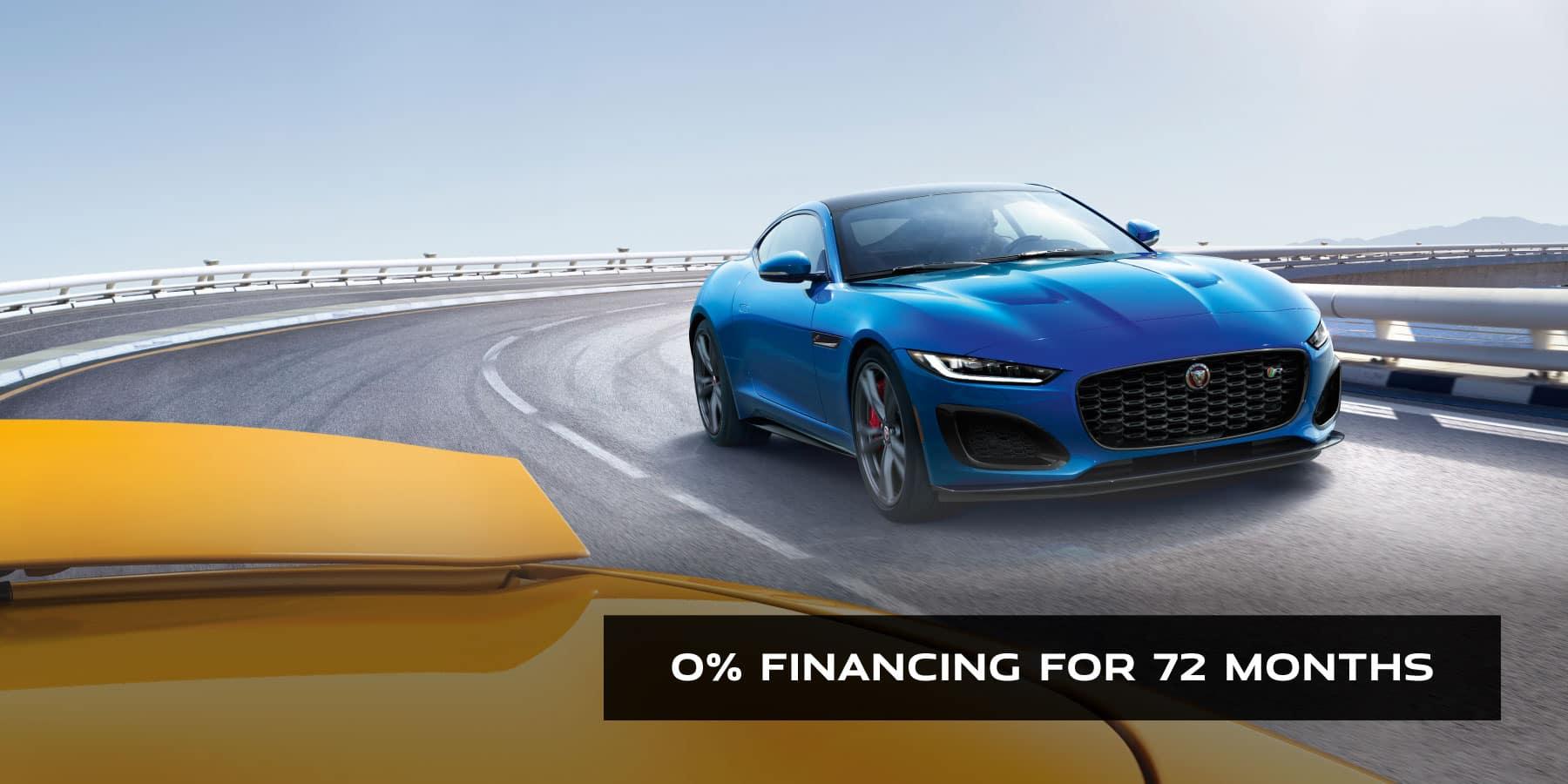 Autobahn Jaguar Fort Worth | 0% Financing for 72 Months!