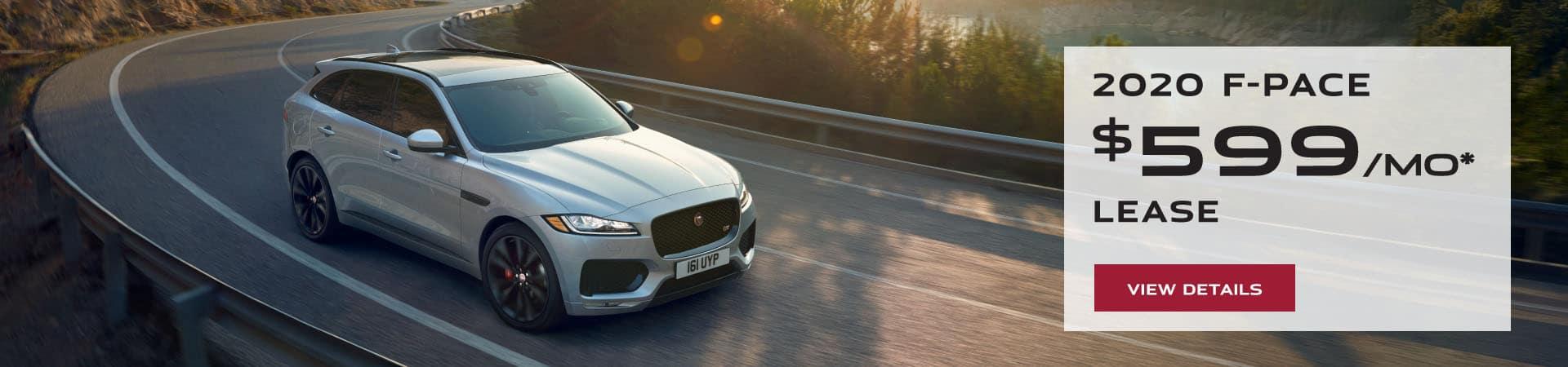 Autobahn Jaguar Fort Worth | $599 F-PACE Lease