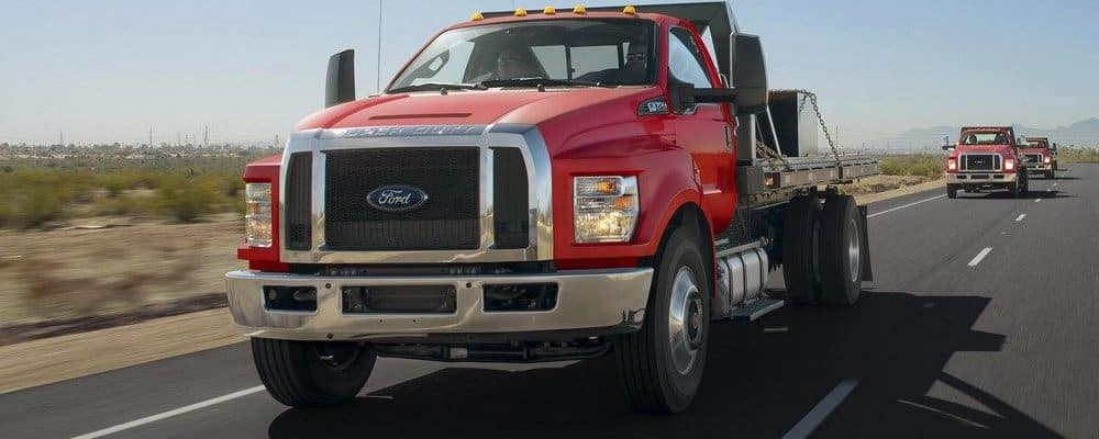 Ford F-650 Regular Cab