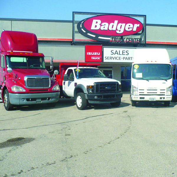 Badger Dealership Locations | Badger Truck & Auto Group