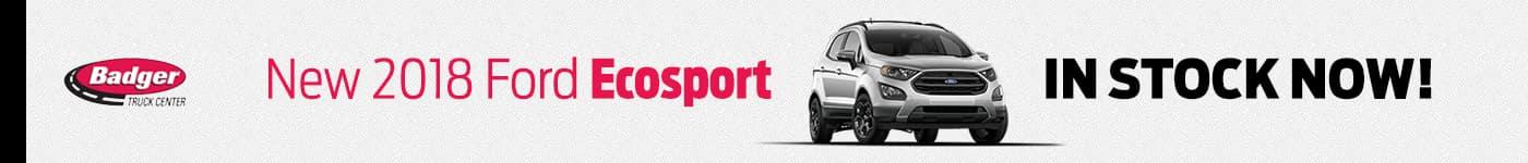 Badger Truck EcoSport