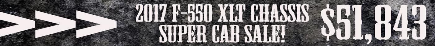 Badger Truck F-550