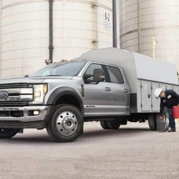 2018 Ford Super Duty Lariat Crew Chassis Cab