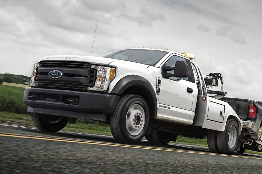 2018 Ford Super Duty XL Regular Chassis Cab as tow truck