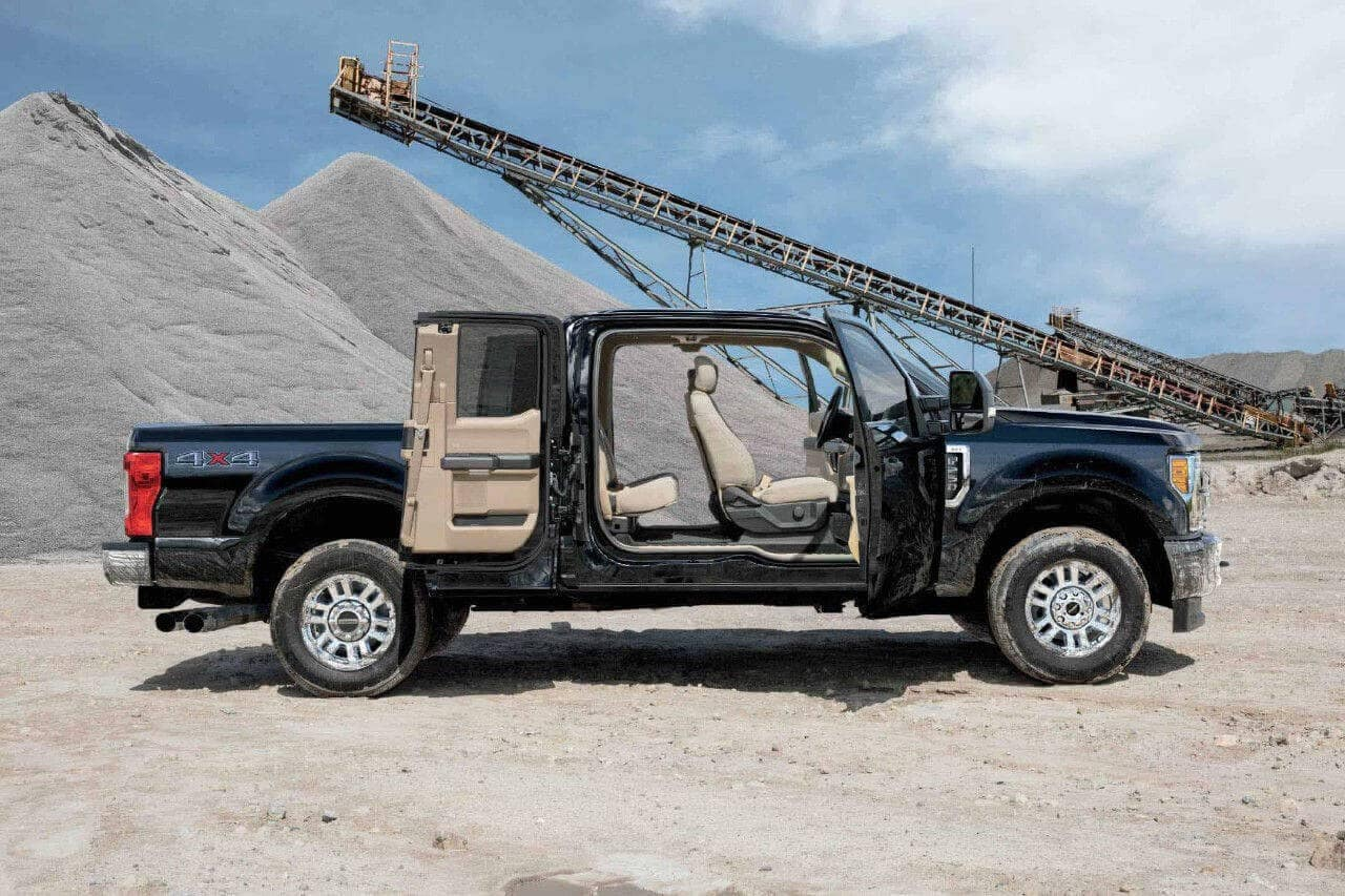 2018 Ford Super Duty XLT SuperCab
