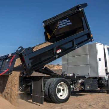 Isuzu NPR Diesel Dump Truck