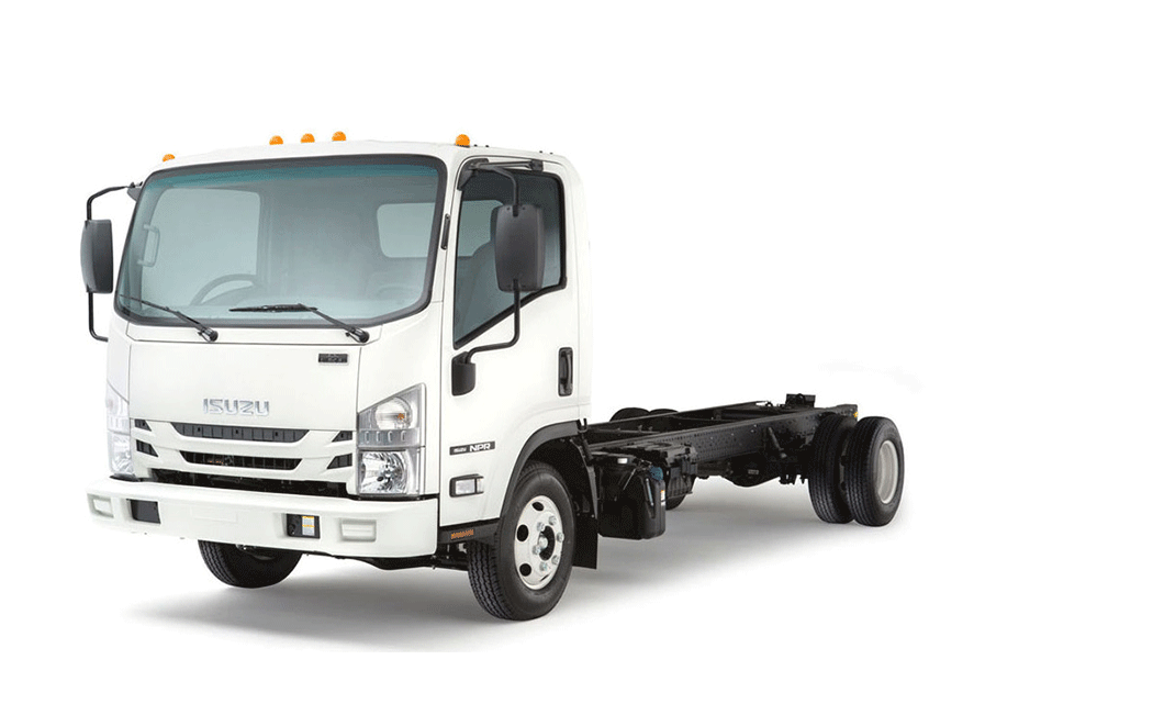 Isuzu N-Series Trucks: Options and Key Specs | Badger Truck