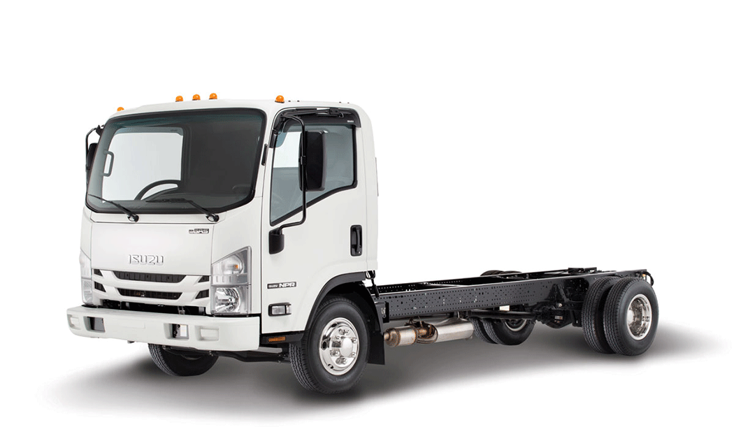 Isuzu N-Series Trucks: Options and Key Specs | Badger Truck & Auto Group