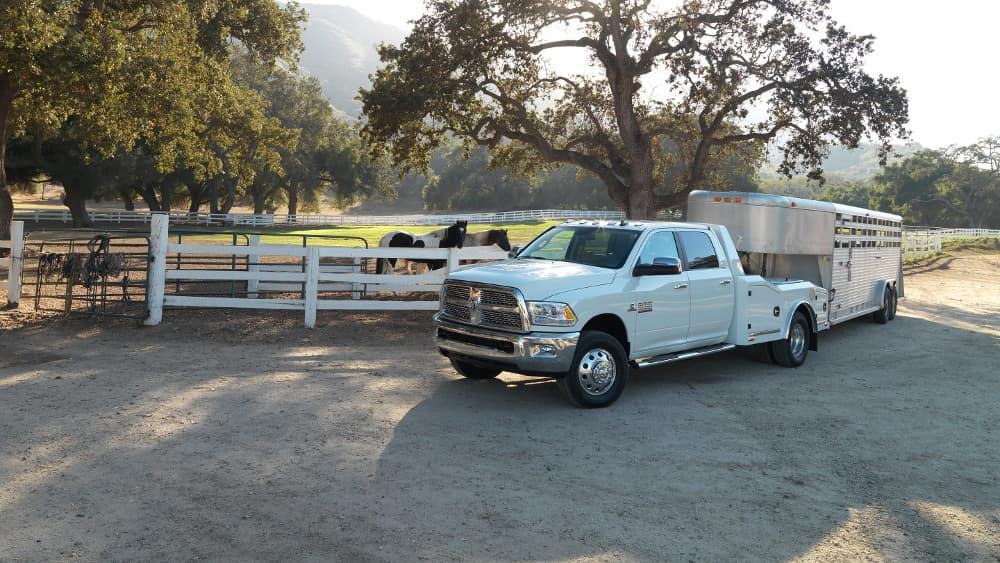2018 Ram Chassis Cab Farm Truck
