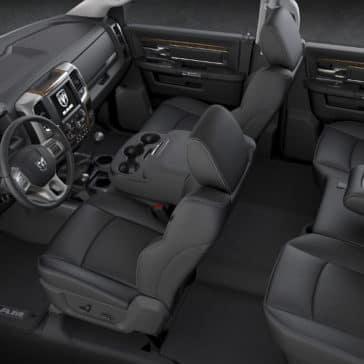 2018 Ram Chassis Cab Interior Cabin