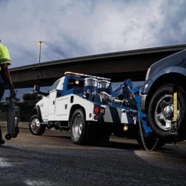2018 Ram Chassis Cab Tow Truck Upfit