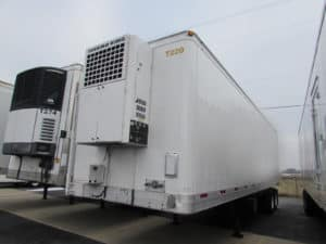 semi-trailer for humane society