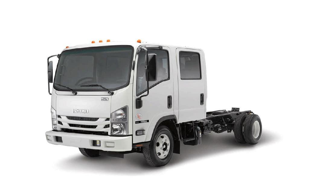 Isuzu NQR Crew Cab Diesel