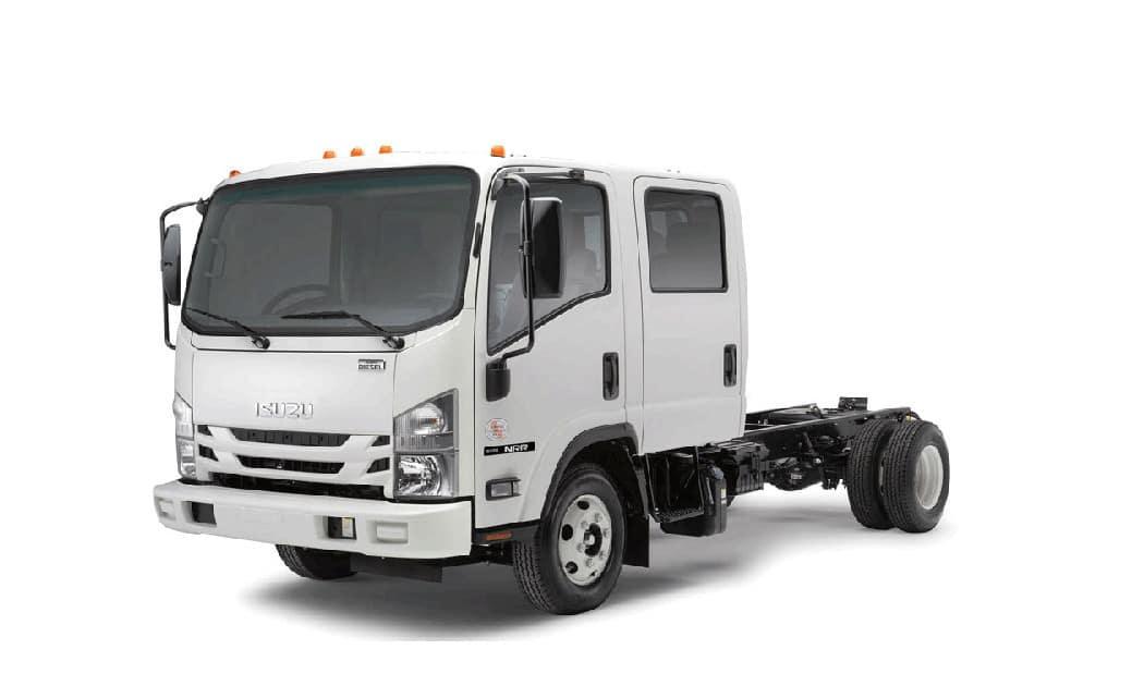Isuzu NRR Crew Cab Diesel