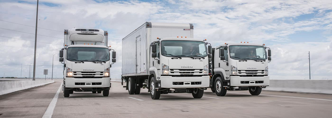 Isuzu F-Series Trucks: Key Options and Specs | Badger Truck & Auto Group