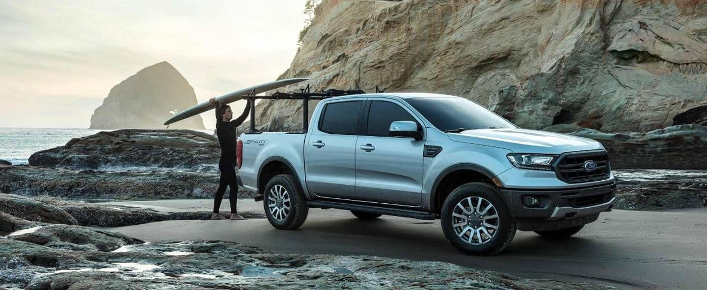 2019 Ford Ranger Lariat Sport SuperCrew
