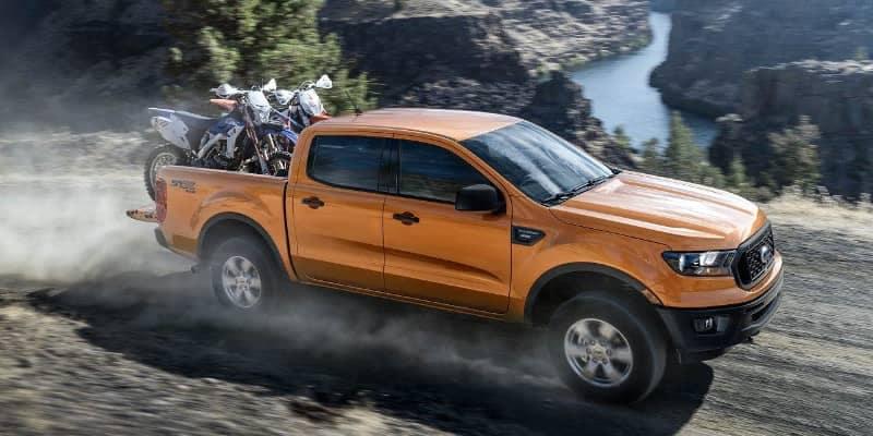 2019 Ford Ranger STX