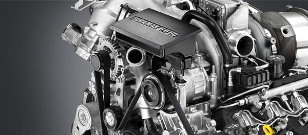 6.6L Duramax Diesel Engine