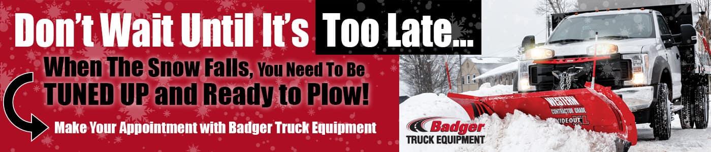 plow season banner