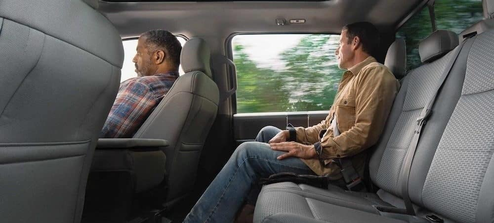 2019 FORD F-150 Passenger Space