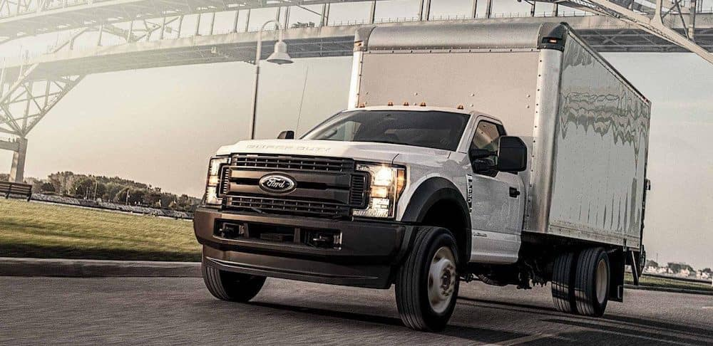 2019 Ford SuperDuty XL Regular Cab