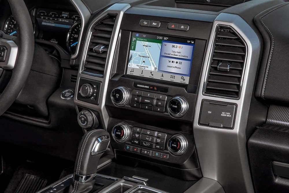 SYNC 3 in 2019 F-150