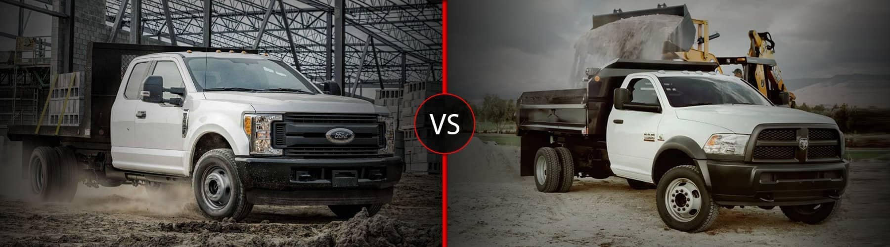 2018 Ram 5500 vs. 2019 Ford F-550