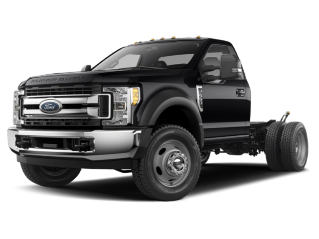2019 Ford Super Duty F-550