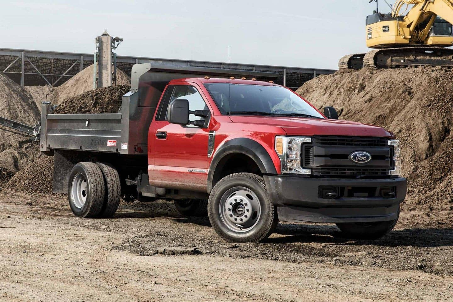 2019 Ford Super Duty XL Regular Cab