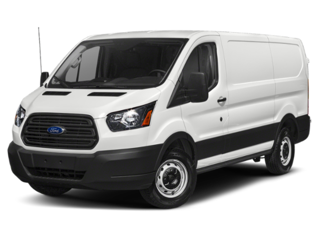 2019 Ford Transit Van T-150 130 Low Rf 8600 GVWR Swing-Out RH Dr