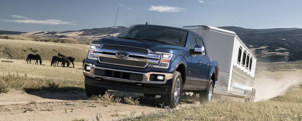 What Is The Towing Capacity Of A 2019 Ford F 150