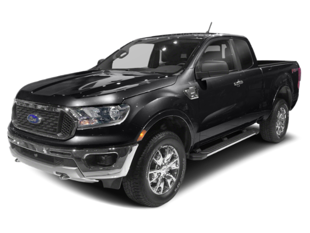2019 Ford Ranger XL 2WD SuperCab Pickup Box
